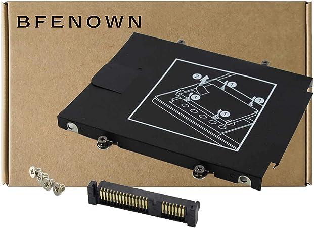 NEW HP EliteBook 9460M 9470M 9480M SATA Hard Drive HDD//SSD Caddy Case  w//Screws