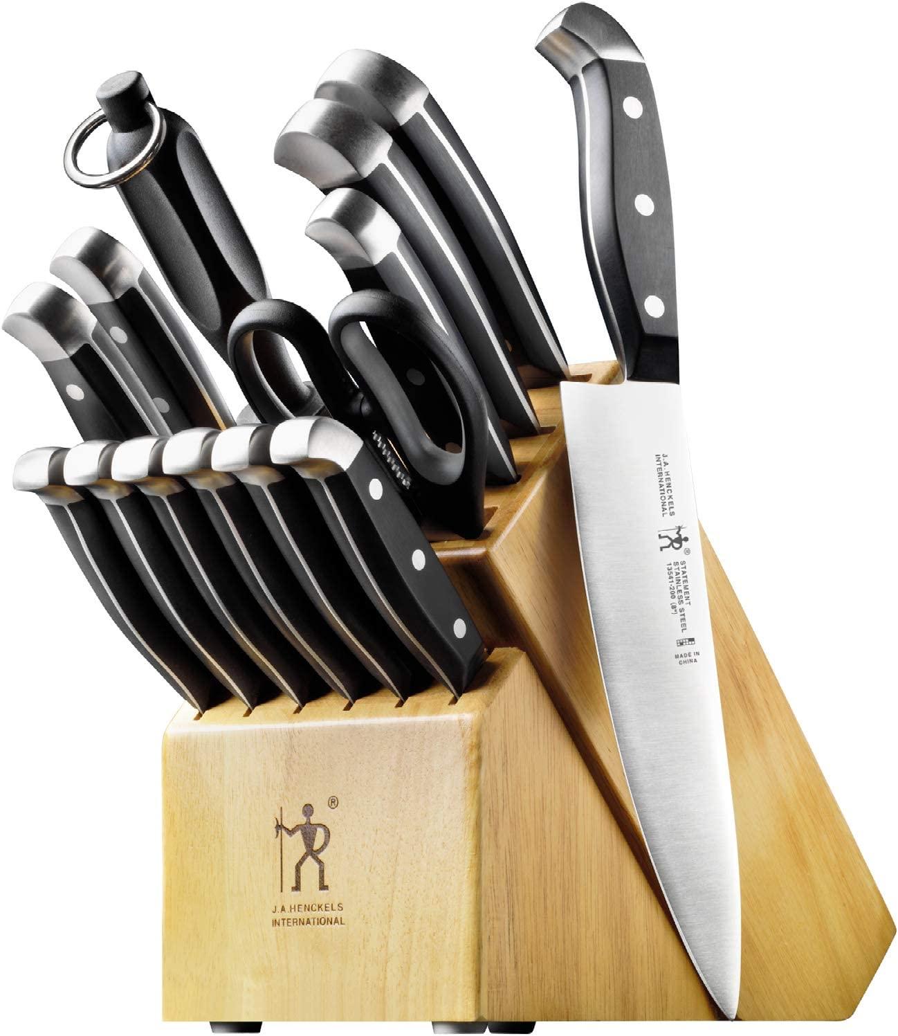 Best lightweight kitchen-knife set