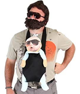0432dafb TV Store The Hangover Alan Costume Accessories Set (Baby, Carrier, 2  Sunglasses,