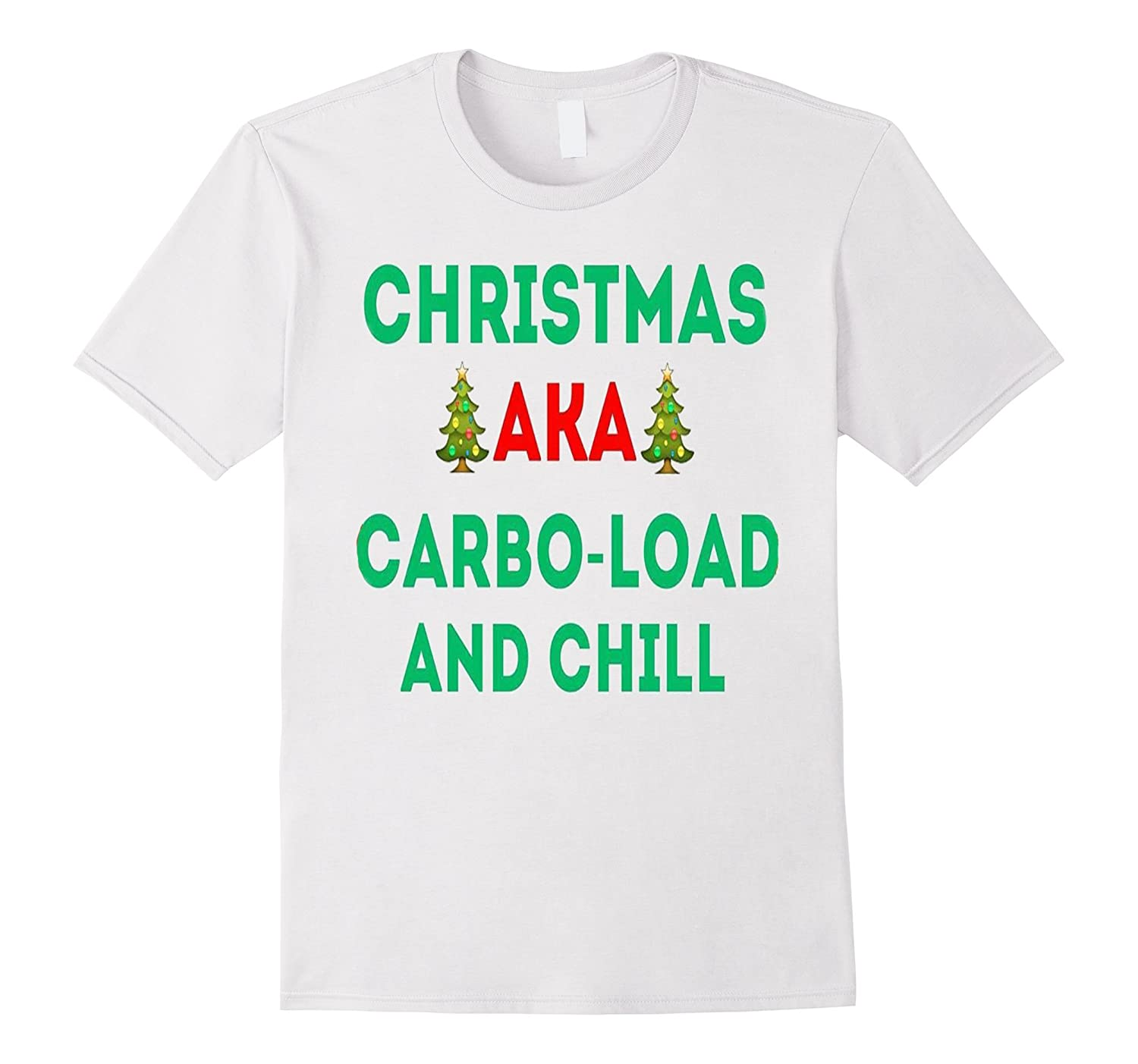 Christmas AKA Carbo-Load tshirt / T-shirt-Art