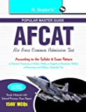 AFCAT (Air Force Common Admission Test) Exam Guide (Air Force Common Admission Test - Enlarged)