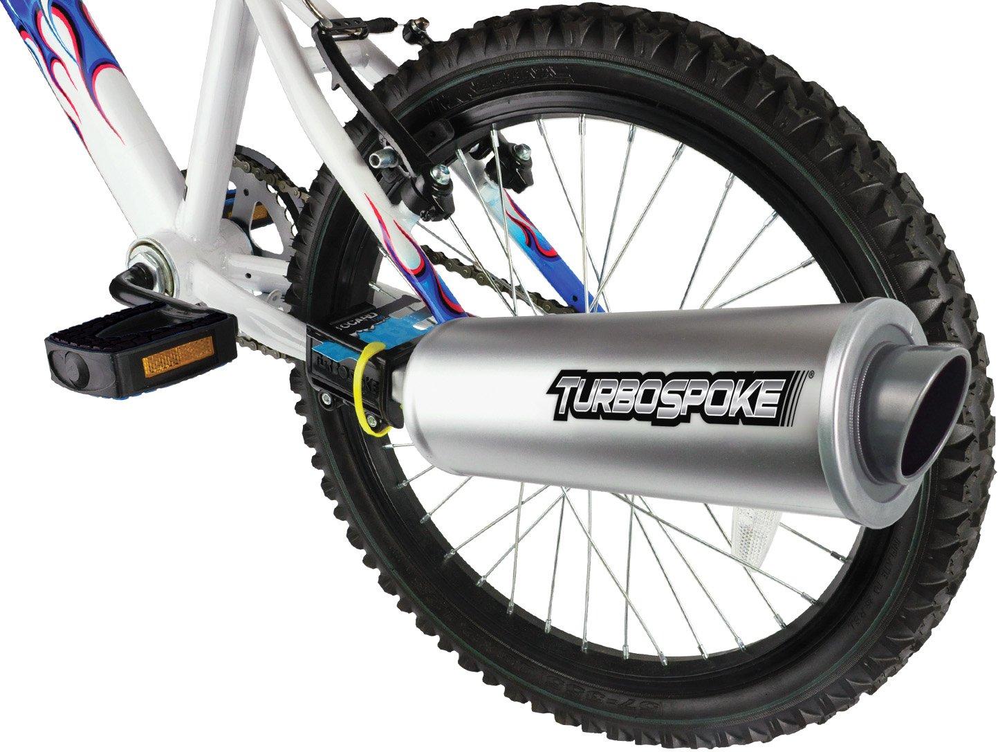 Turbospoke Bicycle Exhaust System (Original Updated) by Turbospoke (Image #2)