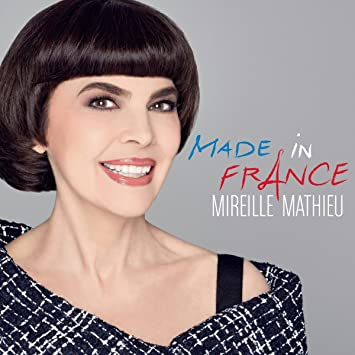 Made In France Mireille Mathieu Unknown Amazonfr Musique