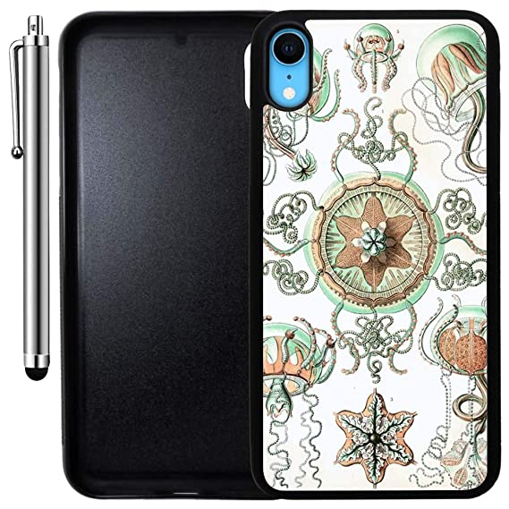 Amazoncom Custom Case Compatible With Iphone Xr Sealife Study