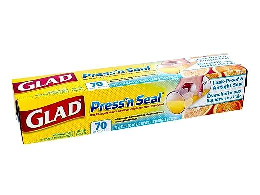 GLAD プレス&シール マジックラップ 長さ21.6m×幅30cm(1本)