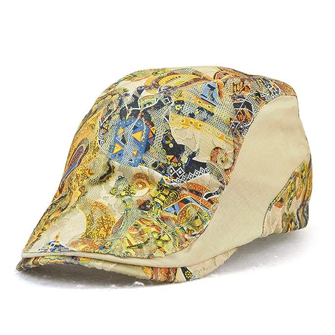 Womens Lace Newsboy Cap Duckbill Visor Beret Hat Casquette Femme Boina Gorras Planas Flat Caps at Amazon Womens Clothing store: