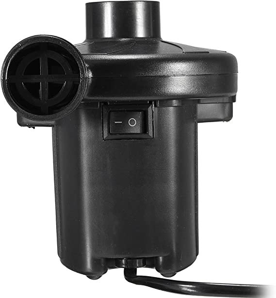 Bomba de aire el/éctrica r/ápida para asientos camas de invitados /240/V TYPE-2 botes colchones de aire 150/W//220/