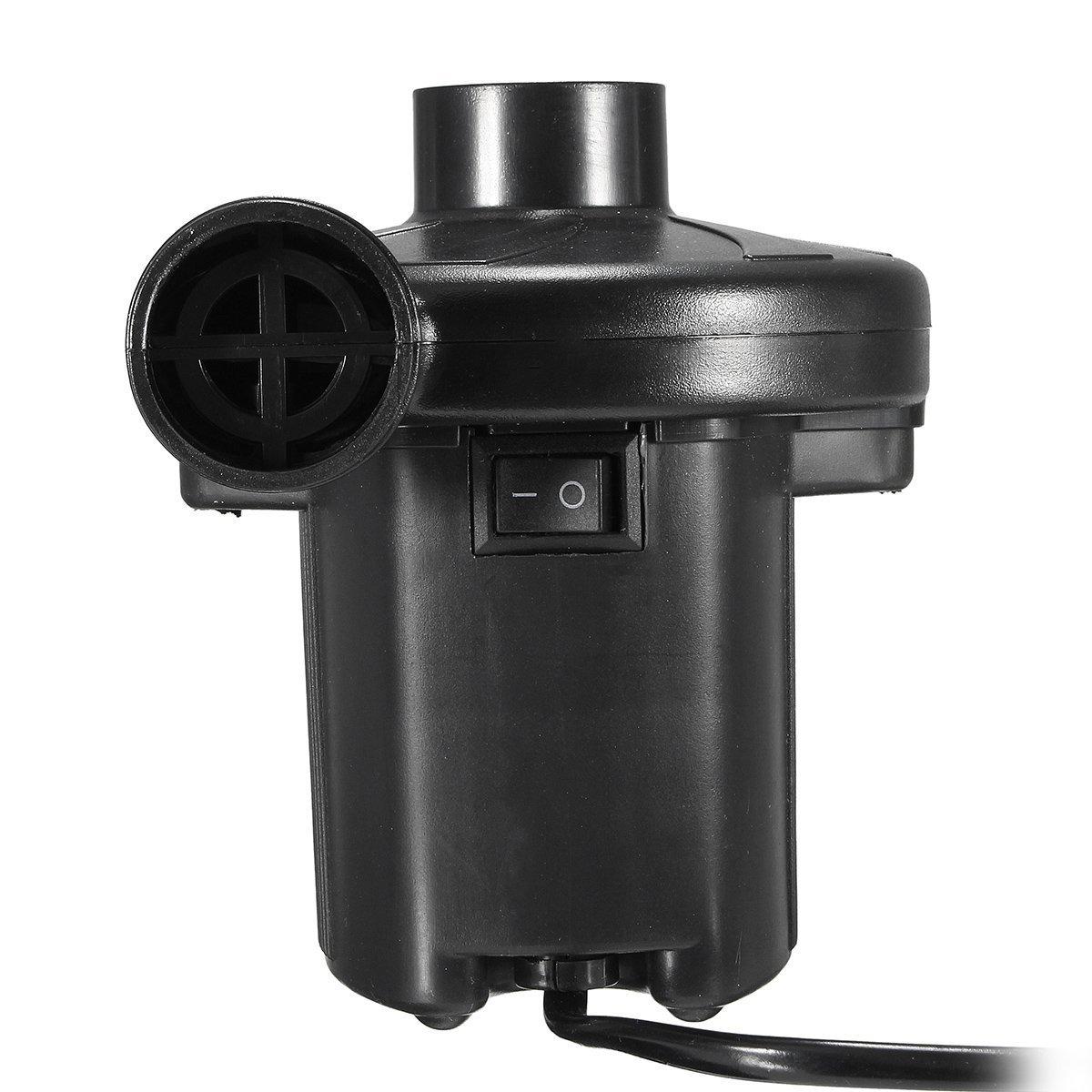 colchones de aire 150/W//220/ TYPE-2 /240/V Bomba de aire el/éctrica r/ápida para asientos botes camas de invitados