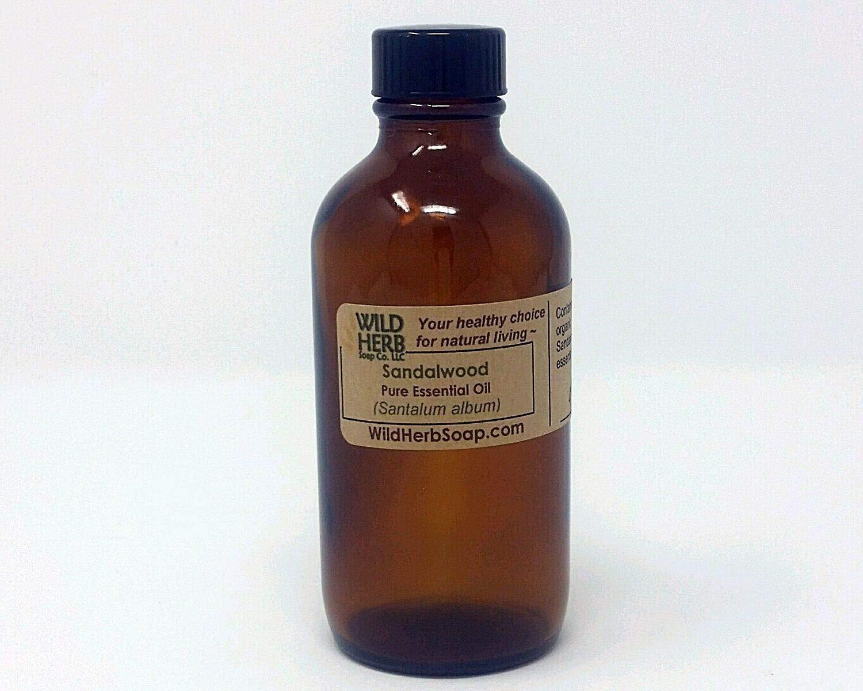 Sandalwood Essential Oil (SAND01)