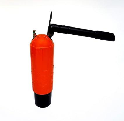 TUBOX4 presurizador de Bolas (Rojo) + Bomba de Aire: Amazon.es ...