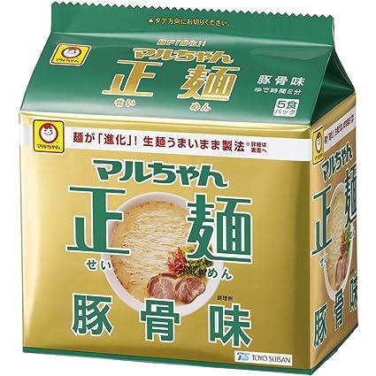 「マルちゃん製麺 とんこつ」の画像検索結果