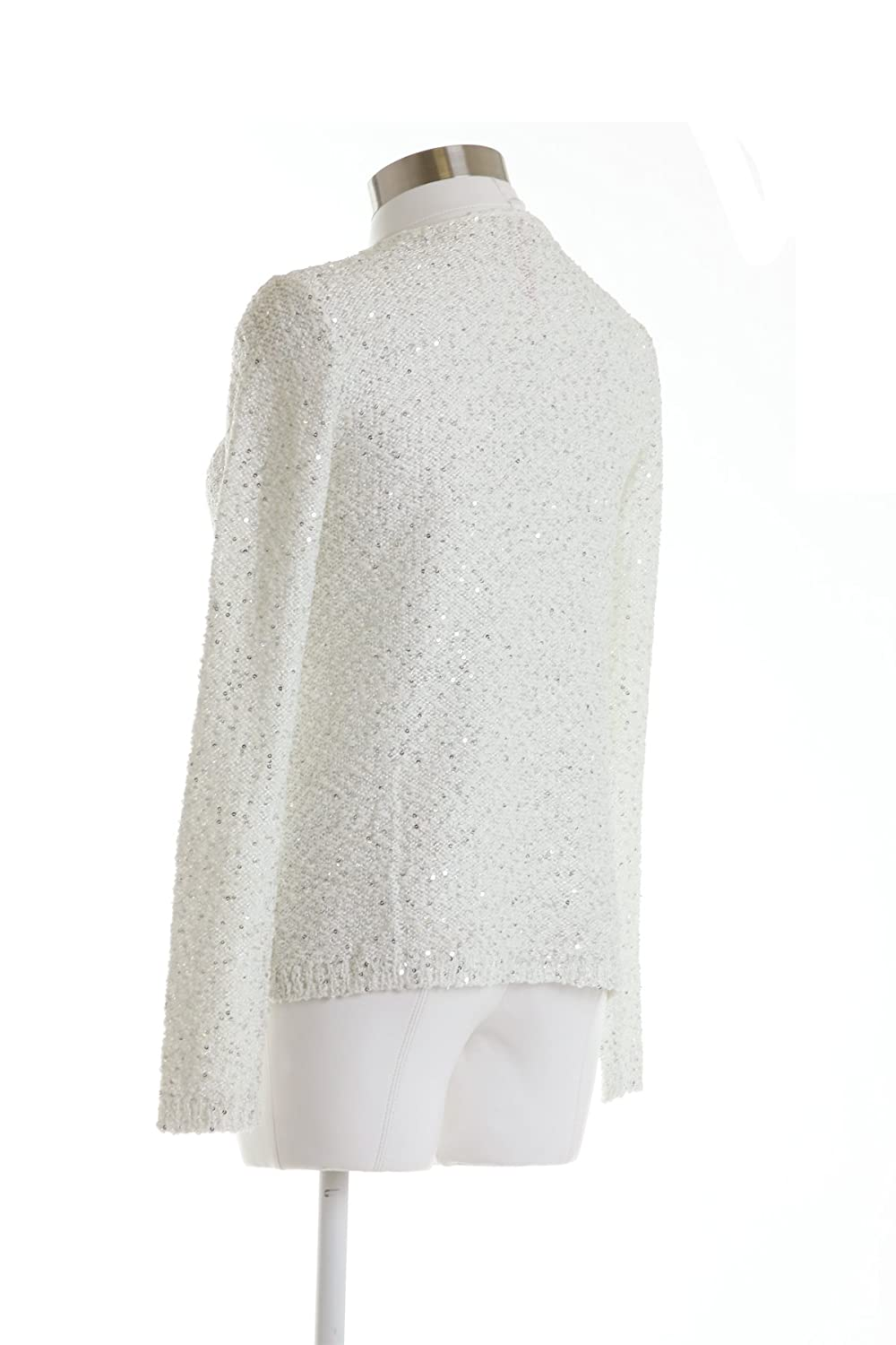 VIV Collection Women's Sequin Cardigan