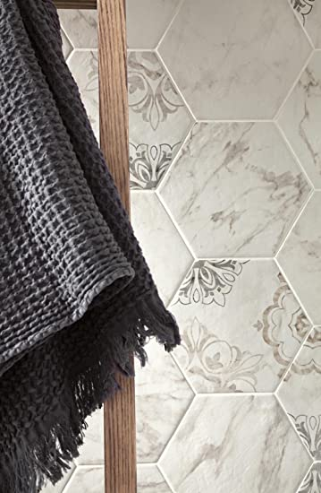 Ragno Bistrot Decoro Calacatta Michelangelo 21x18,2 Cm R4YQ Fliesen Für Haus  Badezimmer Küche Ihnen