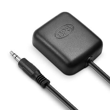 APEMAN Antena Módulo GPS para Cámara para coche DVR y para Dashcam (Negro)