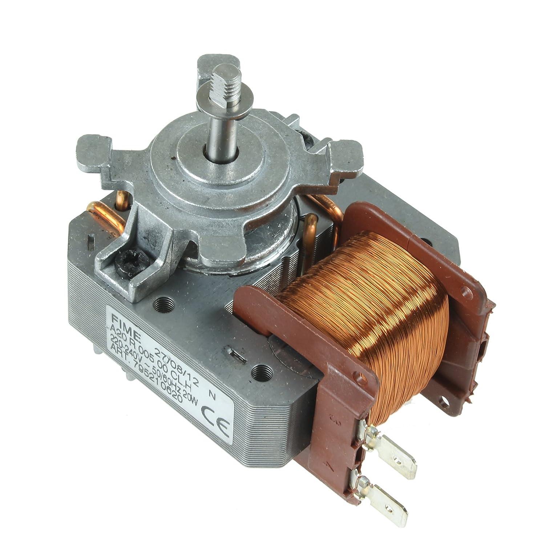 20/Watt Spares2go motore ventilatore per Smeg forno di cucina Fitment list F
