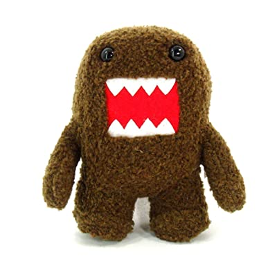 Domo Small Original Domo 6 inch Plush : Toys & Games