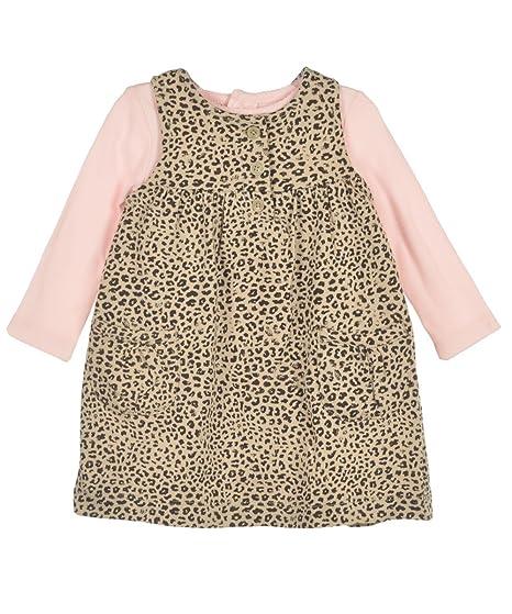 48d494f6c70e Amazon.com  Carter s 2pc Bodysuit   Jumper Set Leopard  Baby