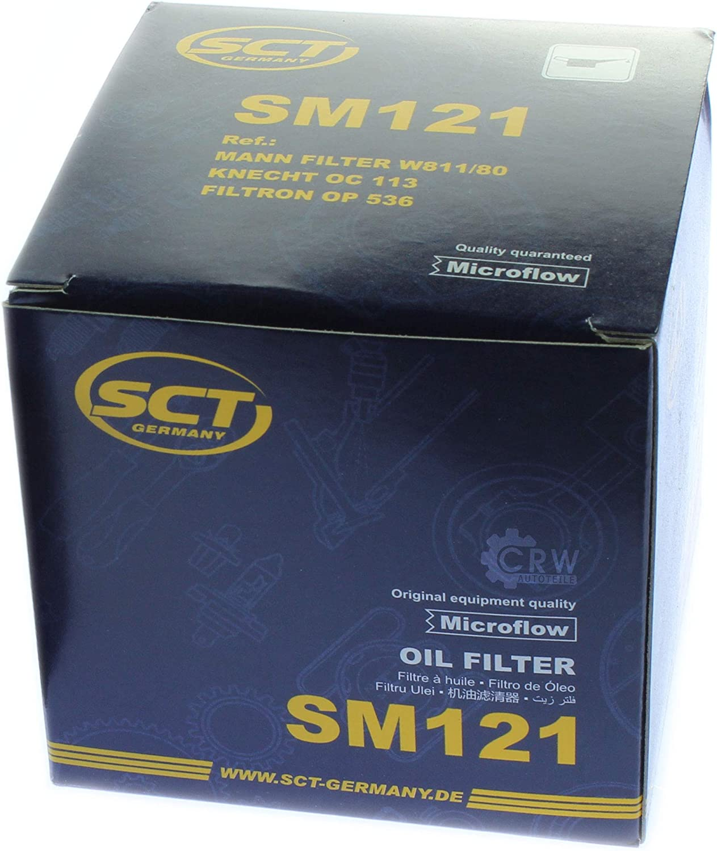 SCT Inspektions Set Inspektionspaket Innenraumfilter Luftfilter /Ölfilter