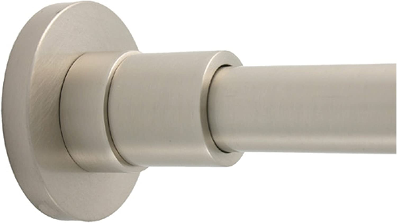 Allied Brass 1099-ORB Shower Curtain Escutcheon Oil Rubbed Bronze
