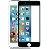 Nimaso iPhone 7 / iPhone 7 Plus 専用 フィルム 全面保護 強化ガラス 日本製素材旭硝子製 ガラスフィルム 液晶保護フィルム 高鮮明 3D touch 対応 気泡ゼロ 硬度9H(4.7インチ For iPhone7)