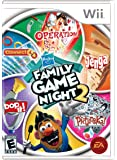 Hasbro Family Game Night 2 - Nintendo Wii (Renewed)