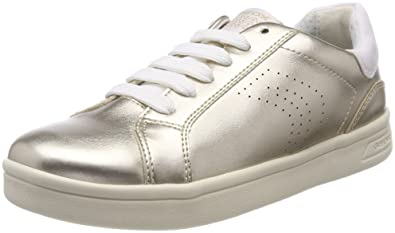 Geox J Djrock Girl a Trainers: Amazon.co.uk: Shoes & Bags