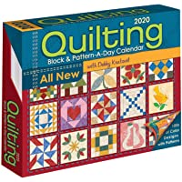 Image for Quilting Block and Pattern-a-Day 2020 Calendar