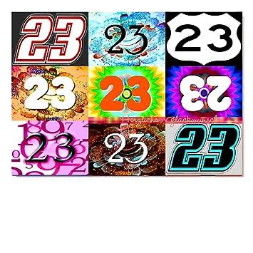 DigitalOase - Tarjeta de felicitación 23. Cumpleaños Tarjeta ...