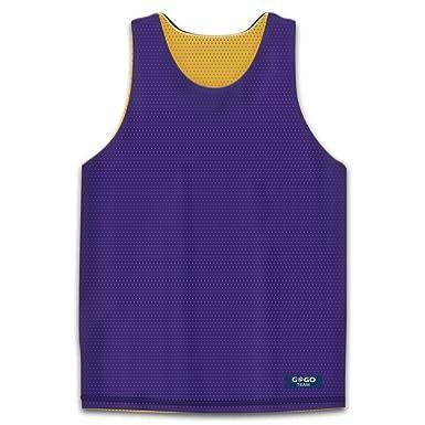 355297ecf5af GOGO TEAM Reversible Basketball Jerseys
