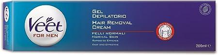 Veet 200ml Men Hair Removal Gel Creme by Veet