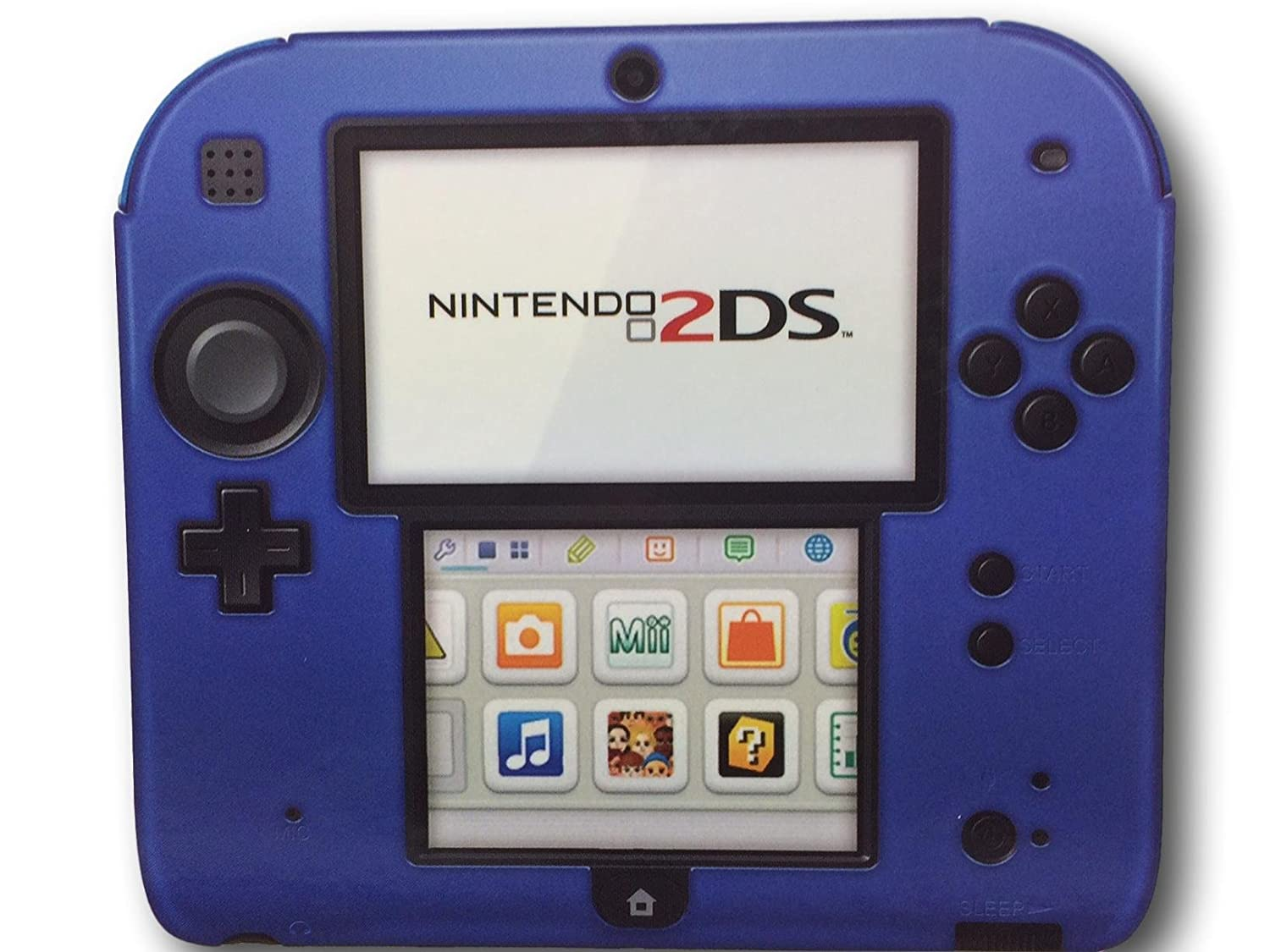 Amazon.com: PDP Silicone Case/cover for Nintendo 2DS (Red ...