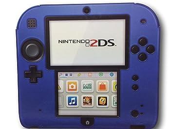 Amazon.com: PDP - Carcasa de silicona para Nintendo 2DS ...