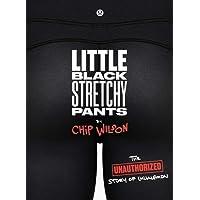 Little Black Stretchy Pants