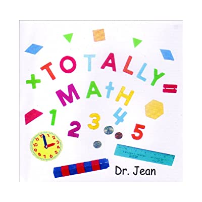 Melody House Totally Math - Over 20 Songs CD: Dr. Jean: Toys & Games