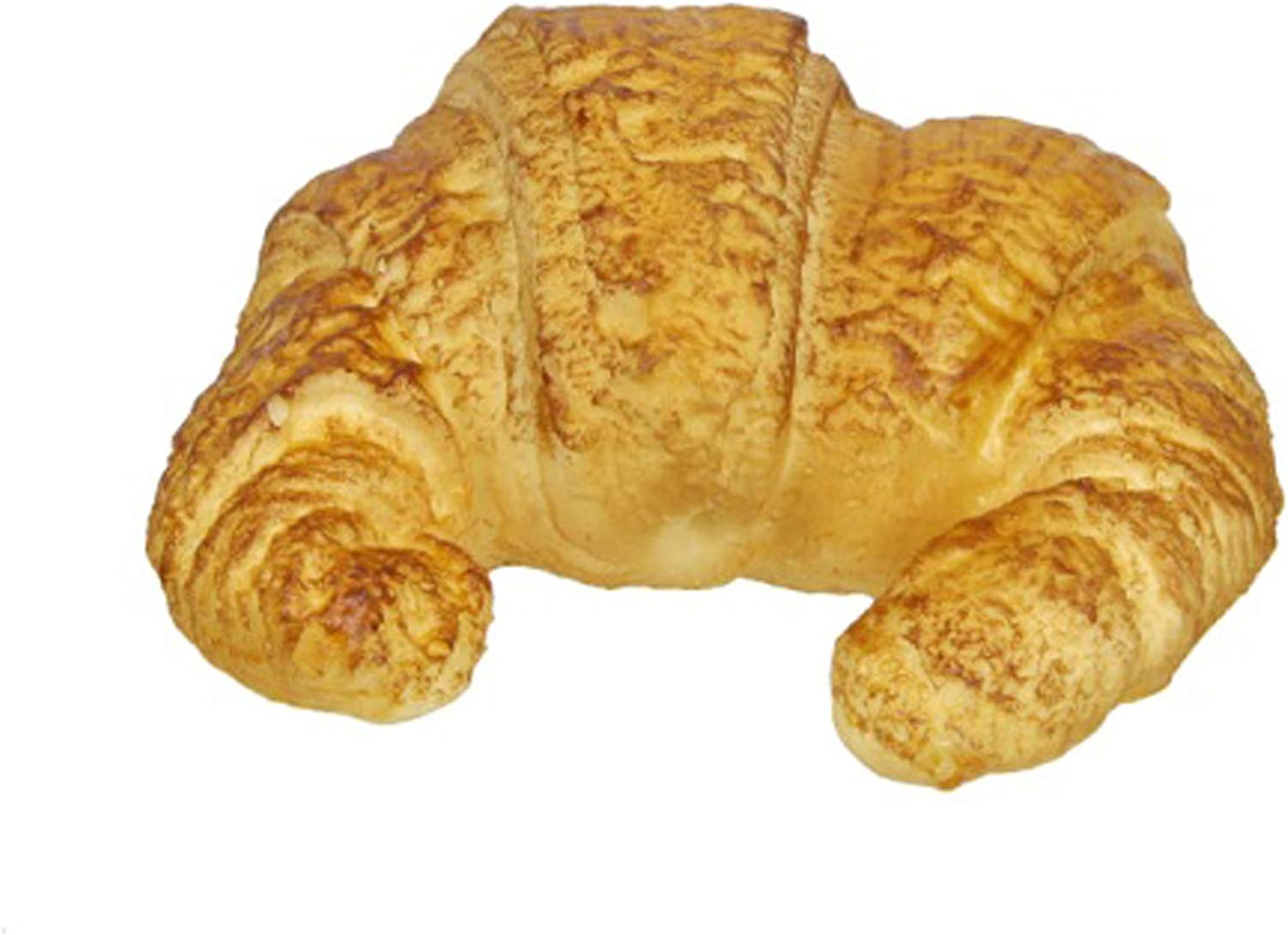 Croissant, Small, Artificial Fake Food, Box of 6