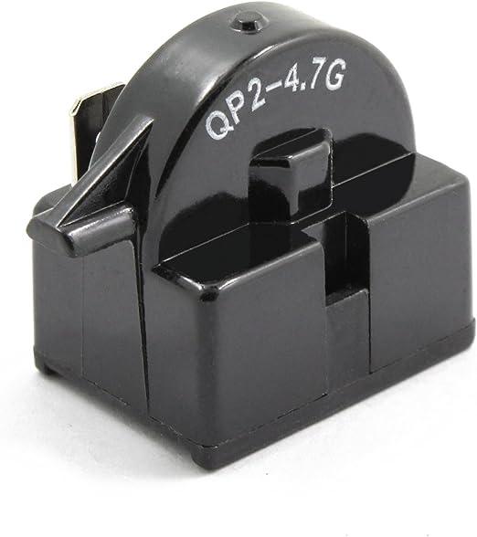 PTC 4.7 Ohm 1 Pin Start Relay for Refrigerator Vissani Danby Compressor