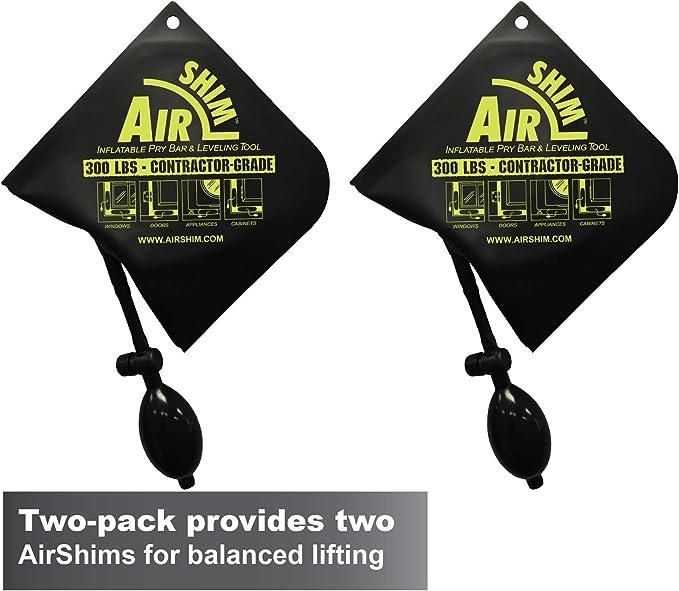 Calculated Industries Air Cale gonflable Pied-de-biche et outil de mise /à niveau 1192