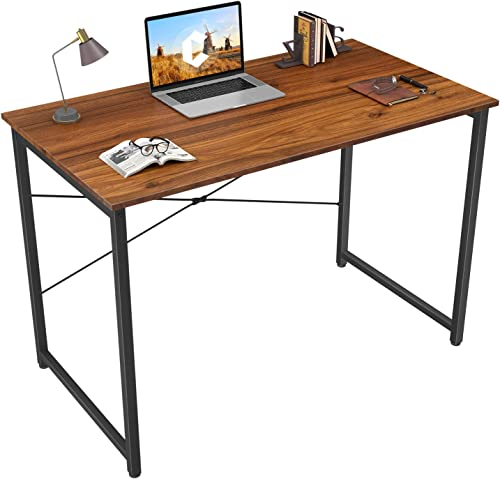 Cubicubi Computer Desk 32″ Home Office Laptop Desk Study Writing Table