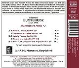 Buxtehude Harpsichord Music 3: Suites in A Major