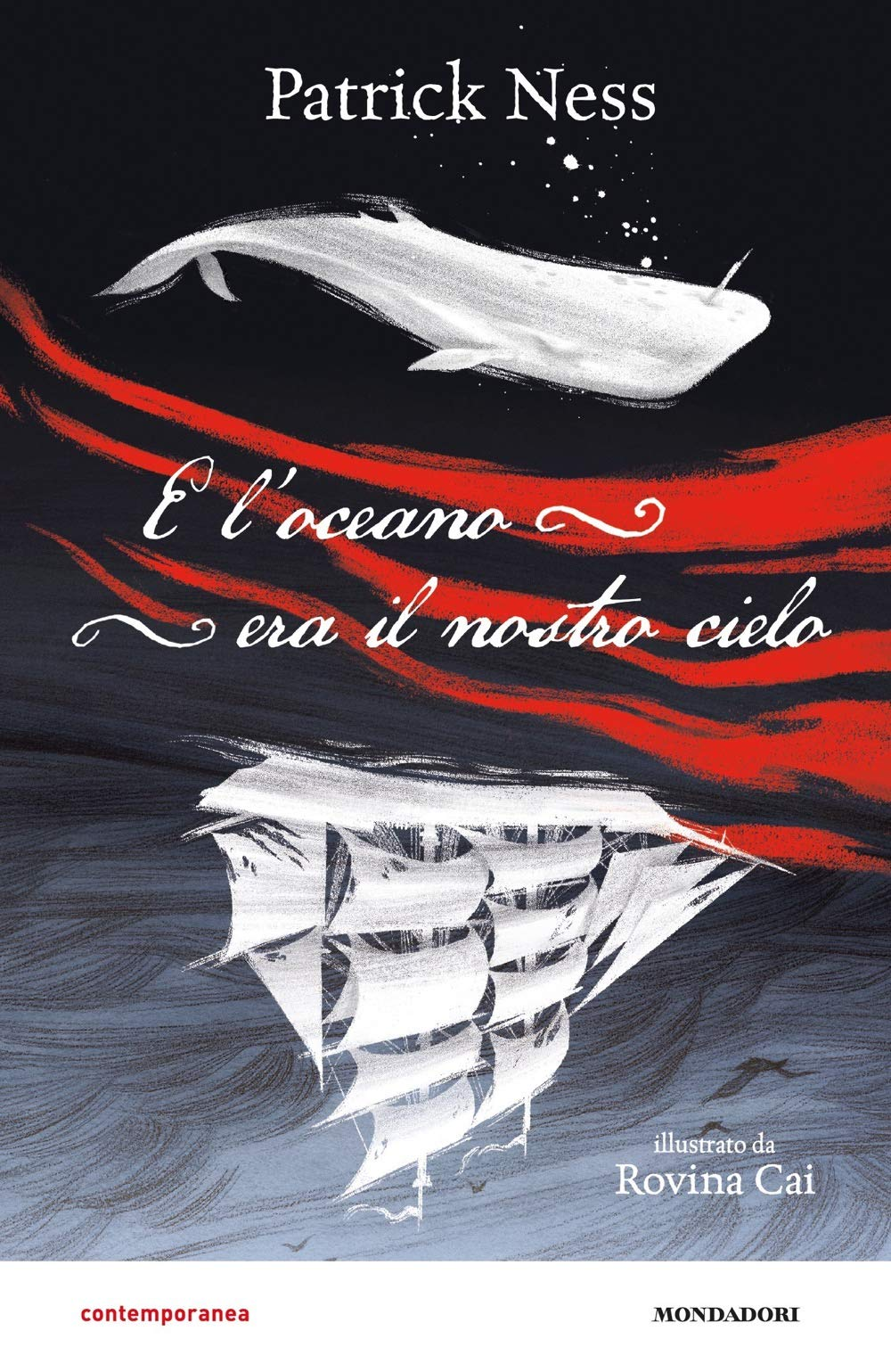 E l'oceano era il nostro cielo: Amazon.it: Ness, Patrick, Cai, R ...