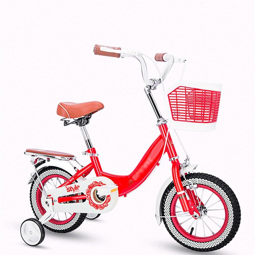 自転車 ガールプリンセス子供用自転車12/14/16インチG 2-6-8歳 (サイズ さいず : 12 inch) B07DPNX27Z 12 inch 12 inch