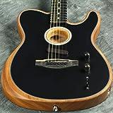 Fender Acoustasonic Telecaster - Matte Black