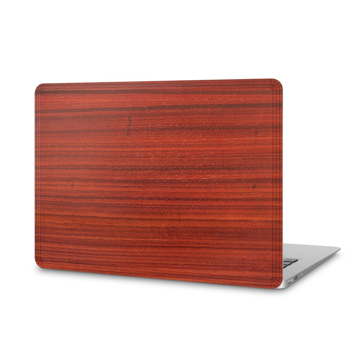best website 30266 9e6c7 Cover-Up #WoodBack Real Wood Skin for MacBook Pro 13