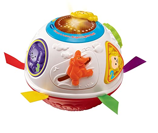 Baby Crawl and Learn Lights Ball