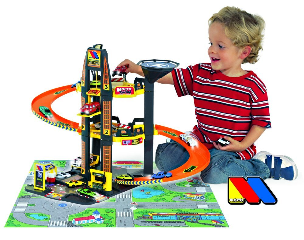 3 Story 2077527 Molto Parking Playset