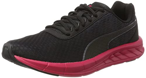 Nero 38 EU PUMA COMET SCARPE SPORTIVE OUTDOOR DONNA BLACK LOVE POTION Nuovo
