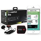 PIQ Mobitee Wearable Golf Sport Tracker - Golf Course GPS Rangefinder on your wrist, Club GPS Shot Tracker, Club Shot Statistics, Golf Swing Analyzer