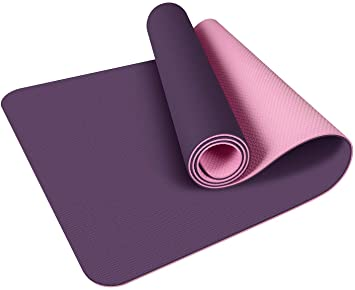 Yoga Mat - Eco Friendly Antideslizante Ejercicio Mat Yoga ...