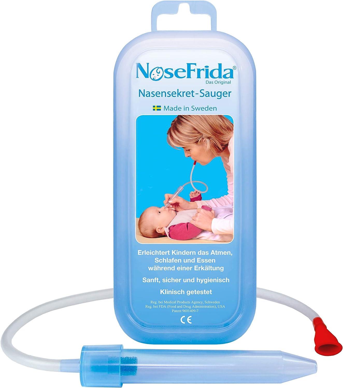Rotho 200830012 - Limpiador de secreciones de nariz para bebé