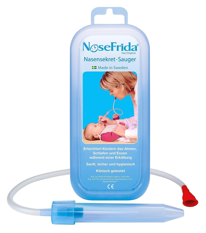 Nosefrida Nasensekretsauger Rothobabydesign 20083 0012
